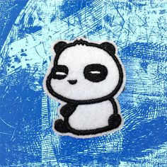 Cute panda bear patches iron on patches Cartoon patch Patches Patchwork embroidered patches Iron on patches panda patches panda cute white panda appliques sew on patches panda bear Animal Cartoon patch 2.29 USD #patches #iron on patches