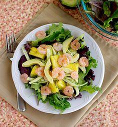 Jicama and Pineapple Salad with Cilantro Vinaigrette