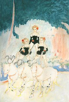 circus by yuki kitazumi