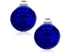 Kráľovsky modré guličky 8 mm