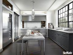 SieMatic CLASSIC: Komponieren Sie Klassische Und Moderne Stilelemente Zu  Einer Einzigartigen, Zeitlos Eleganten Küche Ganz Nach Ihrem Lebenstil.