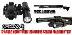 Trinity Supply Hunting Strobe Flashlighthunting Shotgun Strobe Flashlighthunting Rifle Flashlight 180 Lumensxp2 Tactical 180 Lumen 3watt AAA Strobe LED Flashlight  Weaponlight W Gun Mount Remington 870 Shotgun Flashlight Tactical Strobe Flashlight Mossberg 500 Shotgun Flashlight with Mount Fast Shipping * Details can be found by clicking on the image.(This is an Amazon affiliate link and I receive a commission for the sales)