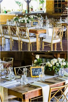 Christian Rustic Wedding by Final Cut Events - KnotsVilla | Wedding Ideas | Canada Wedding Blog Rustic Wedding Reception, Wedding Blog, Wedding Ideas, Table Settings, Christian, Table Decorations, Wedding Inspiration, Canada, Events