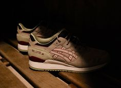 """Asics Gel Lyte 3 """"Scorpion""""  Available at NOIRFONCE  #Asics #asicsgellyteiii #gellyte3 #gellyteiii #asicsteam #sneakers #kotd #sneakernews #solecollector #madrid #Malasaña #NOIRFONCE"""