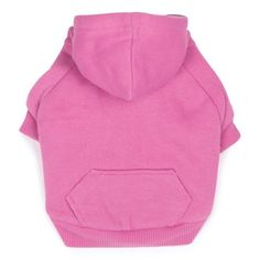Zack & Zoey Polyester Fleece Lined Dog Hoodie, Large, Pink - http://www.thepuppy.org/zack-zoey-polyester-fleece-lined-dog-hoodie-large-pink/