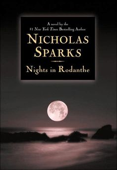 Nicholas Sparks | Books by Nicholas Sparks... oh boy did this one sure make me cry!