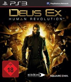 DEUS EX: Human Revolution: Playstation 3: Amazon.de: Games