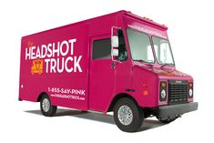 The Headshot Truck: Guests can now score professional portraits at events thanks to the Headshot Truck, a mobile photography studio that includes makeup and wardrobe stations and is staffed with a professional photographer. In addition, the vehicle is equipped with a green screen that can be transformed into any background to match an event's theme, and photos can be customized with an event logo. Guests can email, text, or upload their photos to social media channels on site; 4 x 6 prints…