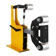 """SucceBuy Belt Grinder 2x72"""" Belt Grinder Complete Chassis For Knife Making Belt Sander For The Mounting Of Many Motors"""