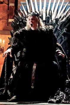 "Mad King Aerys Targaryen ""Burn them all!"" (6x6)"