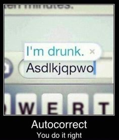 Autocorrect win! - funny pictures #funnypictures