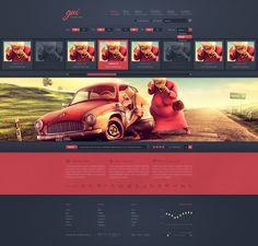 GUI - WordPress Theme