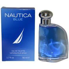 Amazon.com: NAUTICA BLUE For Men By NAUTICA Eau de Toilette Spray: NAUTICA: Beauty