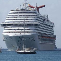 Carnival Dream - Big... Boom! April 6th can't come soon enough!!