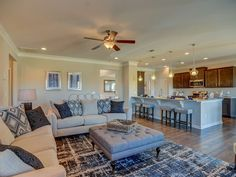 Autumn Brook in Statesville, NC by Smith Douglas Homes Living Room Designs, Living Rooms, Finding A House, Birmingham, Nashville, Atlanta, New Homes, Autumn, Table Decorations
