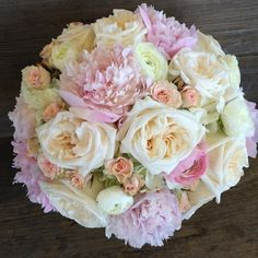 Jamie Lynn Spears' bridal bouquet