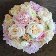 Jamie Lynn Spears' bridal bouquet