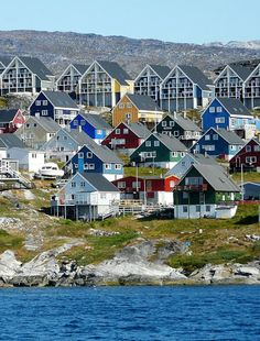Nuuk, Greenland | Stunning Places #Places