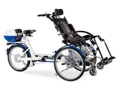 Draisin Plus (Rolstoelfiets Wheelchair Bike)