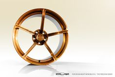 Design 8IGHT Monaco Gold Monoblock