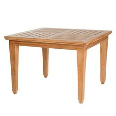 "Palazzio 42"" Square Dining Table"