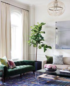 Tableau XXL moderne design coloré | tableau coloré salon moderne ...