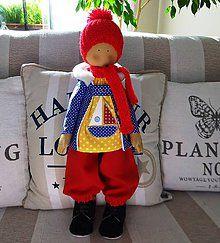 Bábiky - Florin - 7320989_ Handmade Dolls, Decorations, Children, Blog, Art, Young Children, Art Background, Boys, Dekoration