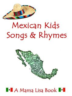 Great resource for children's traditional songs and rhymes in Spanish