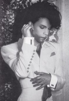 PRINCE, the world is a better place because of you.