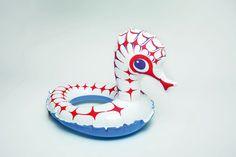 seahorse float! milk mag.