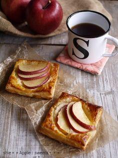 簡単☆りんごのフロマージュパイ by 宮沢史絵 | レシピサイト「Nadia ...