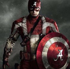 Captain America Rolls With The Tide