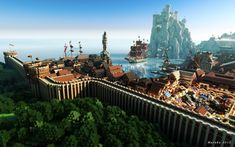 Game of Thrones locations recreated in Minecraft - 9 of 17