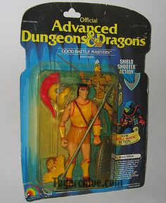 Dungeons And Dragons Figures, Advanced Dungeons And Dragons, Retro Toys, Vintage Toys, Greek Mythological Creatures, Pen And Paper Games, Amazing Toys, Sword And Sorcery, Dinosaur Toys