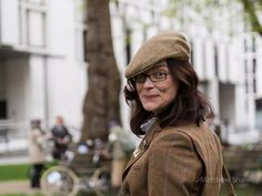 London Tweed Run 2012 by M.J.S., via Flickr