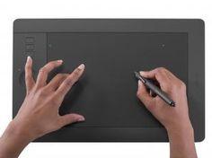 Mesa Digitalizadora Profissional - Wacom Intuos PTH651L
