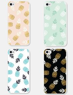pineapple iphone cases