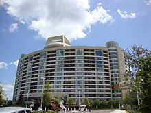 6 Things We Love About Bay Lake Tower At Disney's Contemporary Resort - Disney Dining Information Disney World Restaurants, Disney World Resorts, Hotels And Resorts, Walt Disney World, Disney Vacation Club, Disney Vacations, Disney Trips, Bay Lake Tower, Disney Contemporary Resort