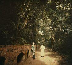 Marc Ferrez | Entrada do Silvestre, c. 1914
