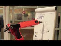 Comau robot at Turin Book Fair 2013