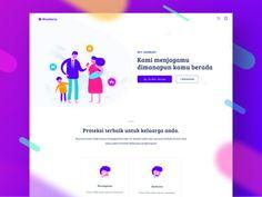 Insurance Landing Page / solechan