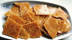 Torty ciasta i ciasteczka Joli: Sezamki