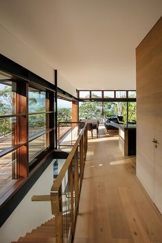 Image 2 of 17 from gallery of Pacific House / Casey Brown Architecture. Courtesy of Casey Brown Architecture Residential Architecture, Contemporary Architecture, Wood Architecture, Pacific Homes, Ground Floor Plan, House Built, Beach House Decor, Palm Beach, Future House