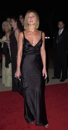 Fashion Flashback - Jennifer Aniston Then & Now