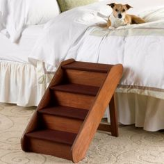 Wood Pet Stairs