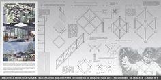 """Galeria de Resultado do """"VI Concurso Alacero 2013"""" de projeto em aço para estudantes de arquitetura - 12"""