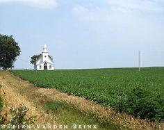 Rural Church, Utica, Nebraska
