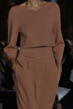 Stella McCartney Spring 2014 like the shapes & fabric but not the colour