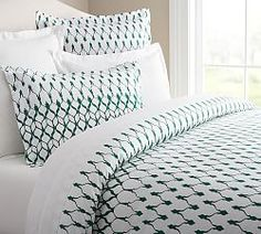 Paisley Bedding, Floral Bedding & Patterned Duvet Covers   Pottery Barn