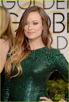 Olivia Wilde - Golden Globes 2014